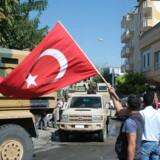 Den tyrkiske ambassadør i Norge kræver fuld opbakning fra NATO-allierede til landets offensiv i Syrien.
