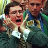 Ganske få børsdage er afgørende for dit afkast på aktier, og så er det afgørende at være med.