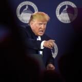 Den amerikanske præsident, Donald Trump, har besluttet at sanktionere flere af lederne i Tyrkiet, deriblandt Tyrkiets præsident, Erdogan.