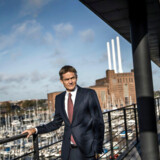 Torben Carlsen står som CEO i spidsen for rederiet DFDS, der på trods af Brexit og uro i Tyrkiet leverede et rekordstort overskud i 2018.