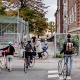 Selv om lærere er frustrerede over manglende respekt fra forældre, er der ingen vej uden om: Læreren må selv tage autoriteten tilbage og stå fast på den, siger professionshøjskolerektor Camilla Wang. Arkivfoto fra Christianshavns skole i København.