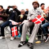 Dom fra EU-domstolen slår fast, at danske myndigheder i 26 år har administreret regler om bevarelse af statsborgerskab på et forkert grundlag. Det kan få betydning i 1.128 sager, vurderer ministeriet. Billedet er fra Statsborgerskabsdagen i 2015.