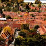 Boligejernes flittige omlægning af realkreditlån kan ifølge Børsen have været med til at redde de danske storbanker fra at melde nedjusteringer ud i vanskelige markedsvilkår. (Arkivfoto Linda Kastrup/Ritzau Scanpix)