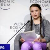 Ved sidste topmøde i World Economic Forum i schweiziske Davos var svenske Greta Thunberg med til at advare om konsekvenserne af klimaforandringerne. På det næste WEF-topmøde til januar vil den grønne dagsorden stå helt centralt – blandt andet takket være hendes verdensomspændende indflydelse.