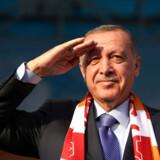 Recep Tayyip Erdogan kan ikke acceptere, at »nogle lande har atommissiler«, og Tyrkiet ikke har det. Præsidenten beskylder sine vestlige NATO-allierede for at stå i vejen.