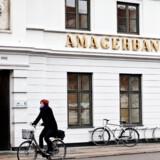 Amagerbankens hovedkvarter på Amager.
