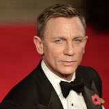 Når skuespiller Daniel Craig igen indtager rollen som James Bond i No Time to Die er det femte gang, at han spiller Agent 007. Leon Neal/Ritzau Scanpix