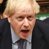 Storbritanniens premierminister Boris Johnson fik sin Brexit-aftale i hus – men ikke til tiden.