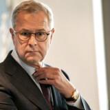 Pyha, du må godt smile lidt nu, Søren Skou. Mærsk-topchefen har været igennem tre tumultariske år med skuffelser og masser af kritik, men pludselig er der nye og markant mere optimistiske toner fra Esplanaden.