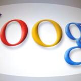 Google-brugere har stadig flere data liggende på internetgigantens servere. Efterhånden rammer mange loftet og skal derfor til lommerne. Arkivfoto: Karen Bleier, AFP/Ritzau Scanpix