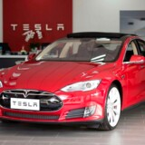 Tesla-aktien bankede i vejret efter meldinger om, at virksomheden er foran sin tidsplan.