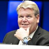 For TDCs bestyrelsesformand, Bert Nordberg, haster det ikke med at finde en ny topchef for TDC efter Allison Kirkbys udnævnelse hos konkurrenten Telia – hvilket ikke kom bag på ham. Arkivfoto: Henning Bagger, Ritzau Scanpix