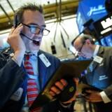 Såååååå kører vi – amerikanske aktier er under en procent fra at nå nye højder.