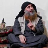 Lederen af Islamisk Stat, Abu Bakr al-Baghdadi, blev bekræftet dræbt søndag. Men eksperter vurderer, at det ikke kommer til at spille den store rolle rent sikkerhedsmæssigt.
