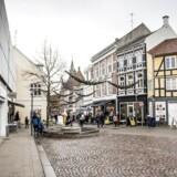 En lukket Fætter BR-butik i Svendborg efter EQT lod kæden gå ned. Siden er enkelte butikker genopstået gennem Salling Group.