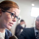 »Politikerne er godt beskyttet fysisk på Christiansborg, men den virtuelle og datamæssige sikkerhed oplever jeg ikke som tilstrækkelig. Med sådan en datamæssig brist, bliver min bekymring da kun større,« siger de Konservatives Mai Mercado om »et tab af kontrol« med 188 nuværende og tidligere folketingspolitikeres personfølsomme oplysninger.