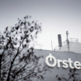 Arkivfoto. H.C. Ørstedværket og Ørsted i Sydhavnen i København, onsdag den 6. februar 2019.