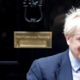 Boris Johnson kritiserede torsdag det britiske parlament for at have obstrueret vælgernes beslutning om Brexit. »Vi må have et valg nu. Vi kan ikke blive ved med disse uendelige udskydelser,« sagde den britiske premierminister. Foto: Ritzau / Scanpix / Reuters / Yara Nardi