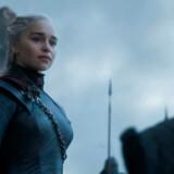 Den sidste sæson af »Game of Thrones« blev sendt i år.