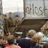 »Når vi markerer 30-årsdagen for Berlinmurens fald, skulle man hellere se på, hvad vi havde, og hvad vi har fået,« skriver Samuel Rachlin.