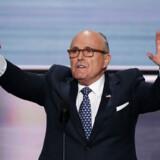 Trumps topadvokat, Rudy Giuliani, har haft stor indflydelse på præsident Trumps forhold til Ukraine – også inden Donald Trump foreslog Ukraines nye statsleder at indlede korruptionsundersøgelser mod Trumps politiske rivaler.
