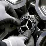 danske virksomheder er underleverandør blandt andet til den store tyske bilindustri. Men de danske virksomheder er udfordret på det tyske marked, fordi den tyske økonomi har det svært.