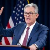 Ro på – det går fint med den amerikanske økonomi, lød meldingen fra Jerome Powell, amerikansk centralbankchef.