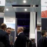 Fitbit er det mest kendte mærke inden for fitnessarmbånd og smarture. Arkivfoto: Justin Sullivan, Getty Images/AFP/Ritzau Scanpix