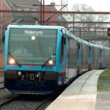 Et bredt flertal i hovedstadens regionsråd er blevet enige om at tilføje flere penge til Nordsjællands lokalbaner for at styrke trafikken i området. På billedet ses Nærumbanen, også kaldet »Grisen« i daglig tale.
