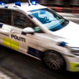 Politiet modtog anmeldelsen om skyderiet klokken 18.33.