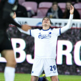 Salget af Robert Skov til Hoffenheim skæppede godt i kassen hos Parken Sport & Entertainment. Henning Bagger/Ritzau Scanpix