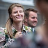 »Vi sætter en ny grøn retning for udviklingen af Danmark med den her aftale,« siger uddannelses- og forskningsminister Ane Halsboe-Jørgensen (S) i en pressemeddelelse.