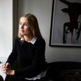 Anna-Sophie Hartvigsen stiftede virksomhed som 22-årig. Hendes mål er at få flere kvinder til at investere.
