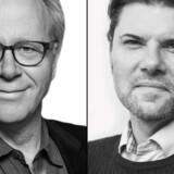 David Trads og Mads Fuglede er værter på »Kampagnesporet« – Berlingskes podcast om amerikansk politik.