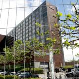 I oktober holdt efterforskere fra det amerikanske børstilsyn, SEC, møder om Danske Banks hvidvasksag på Hotel Marriot i København.