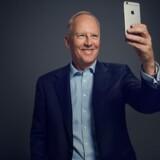 IT- og televerdenen har været hele Mike Partons karriere. Nu er han – midlertidig – topchef for TDC-koncernen, som meget pludselig måtte sige farvel til Allison Kirkby efter blot 11 måneder. Arkivfoto: Tele2, Sverige