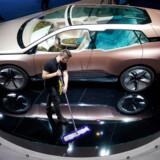 BMW er en af de bilproducenter, der efter alt at dømme kommer til at bruge avanceret powerelektronik fra Danfoss til at regulere hastigheden i deres nye elbiler.