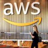 Amazon Web Services stod som den oplagte vinder af en milliardkontrakt med det amerikanske militær – men Microsoft løb med ordren. Arkivfoto: Salvador Rodriguez, Reuters/Ritzau Scanpix
