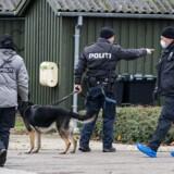 Politi og teknikere arbejder i Kundby. To kvinder er fundet dræbt på adresser i henholdsvis Ruds Vedby og Kundby.