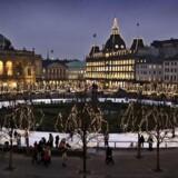 Julelys og skøjtebane på Kongens Nytorv i København sådan kommer der IKKE til at se ud i år.