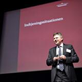 I sidste uge advarede Jesper Berg, direktør i Finanstilsynet, om, at udsigterne for de danske banker er alvorlige. »Den nuværende situation betyder, at bankerne bliver langsomt kvalt,« sagde han til Berlingske.