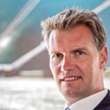 Søren Toft skal være topchef hos Mærsk-rivalen MSC. Skiftet sker efter 25 år hos det store danske rederi. PR-foto