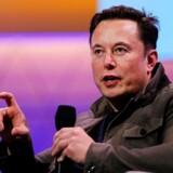 Teslas adm. direktør Elon Musk står i spidsen for at bygge verdens største batteri i Australien.
