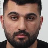 Hemin Dilshad Saleh. Sydsjællands og Lolland-Falsters Politi/Free