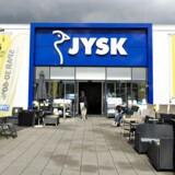 Med tiden er planen, at butikkerne i Østrig og Tyskland også skal hedde Jysk.