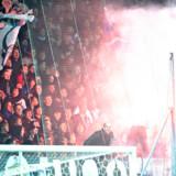 ARKIVFOTO: Superliga, FC Midtjylland vs. FC København. FCK fans. Herning den 10. november 2019.