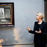 »Jeg glæder mig som et lille barn, det bliver så spændende,« siger Julie Arendse Voss, der er chef for afdelingen for ældre malerier hos Bruun Rasmussen Kunstauktioner.