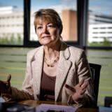 Deborah Dunsire er adm. direktør for Lundbeck, der har en markedsværdi på mere end 50 mia. kr. Hun er en af de få kvindelige topchefer i Danmarks 1.000 største virksomheder.