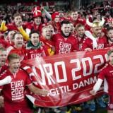 Noget tyder på, at Danmark ikke kommer til at møde Rusland, når EM-slutrunden i fodbold skal spilles til sommer.