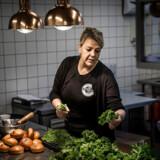 Irene Mai, tidligere TV-kok og nuværende partner og madudvikler i burgerkæden Cock's & Cows.